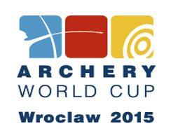 Logo Archery World Cup Wroclaw 2015 World Archery