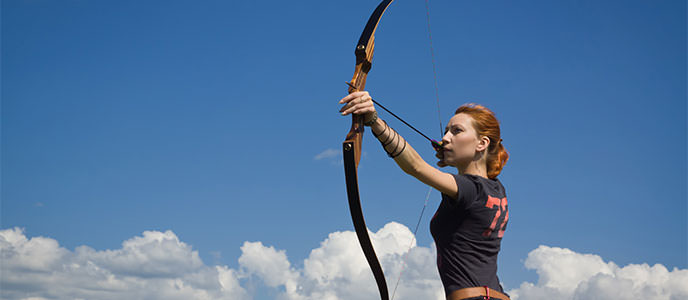 Our classes - for beginners and advanced archers.